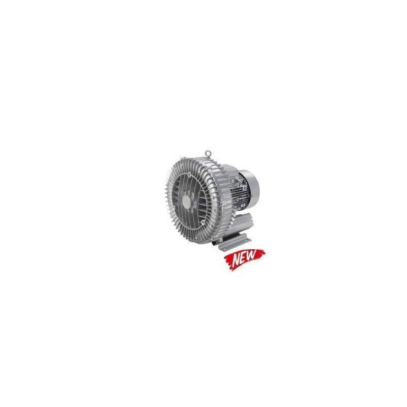 TURBINA 2.7 HP TRIFASICA 255000 LT/HORA