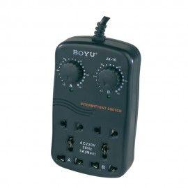 Switch intermitente JX-10 BOYU PARA ACUARIOS