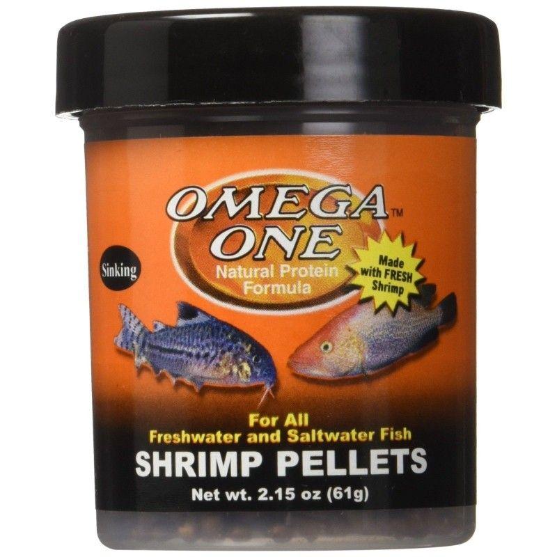 Shrimp Pellets 61gr