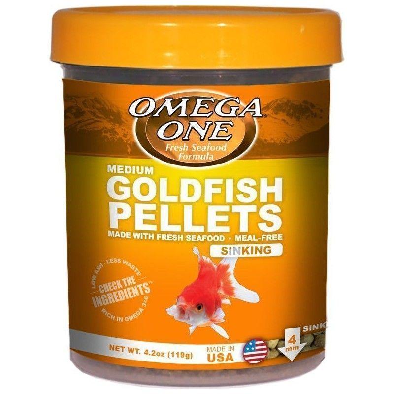 Goldfish Pellets 4mm 119gr