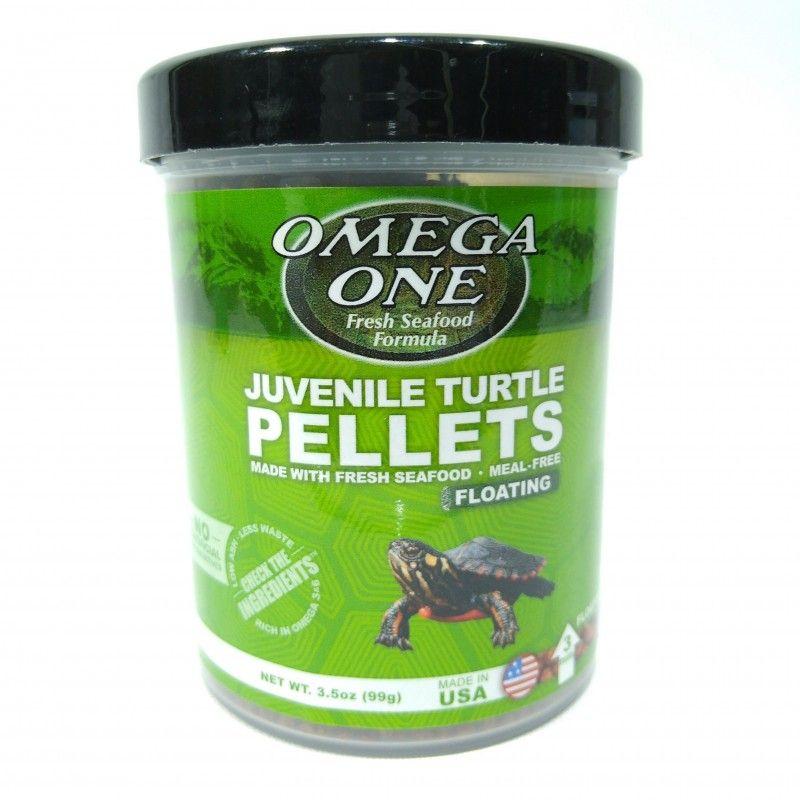 Juvenile Turtle Pellets 99gr