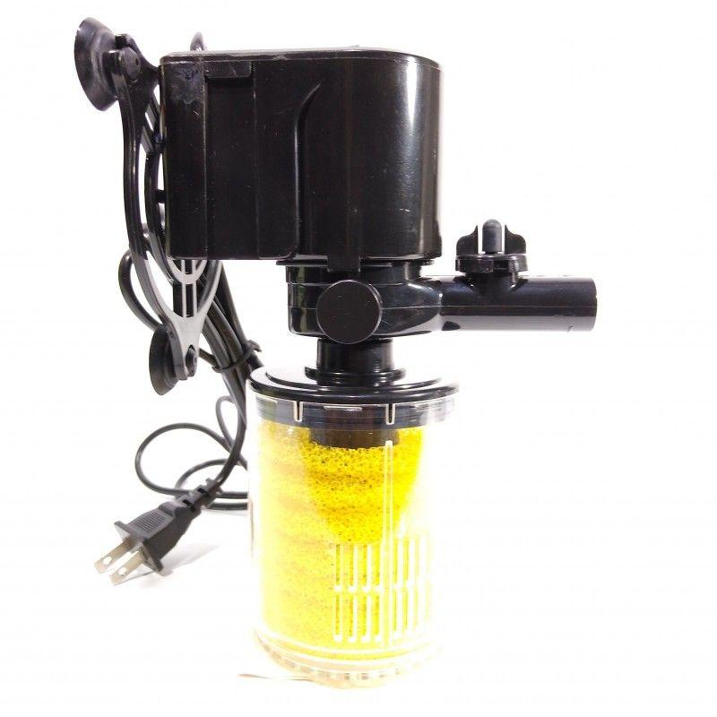 FILTRO INTERNO BOYU SP-102UI CON LUZ UV 1200/H ACUARIOS HASTA 250LT