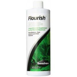NUTRIENTES PARA PLANTAS DE ACUARIO FLOURISH 500ML SEACHEM