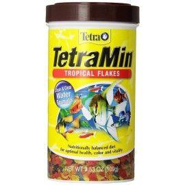 TETRAMIN 100 GR PARA PECES TROPICALES