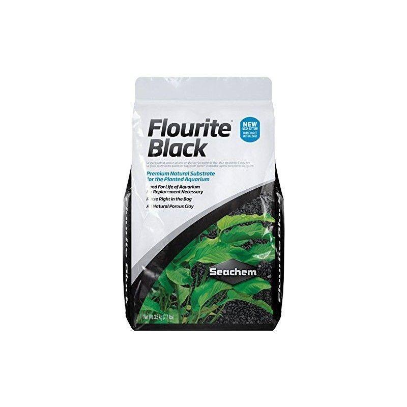 Sustrato Acuarios Plantados Flourite Black 3,5Kg