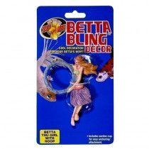 BETTA BLING A TIKI GIRL W/ HOOP