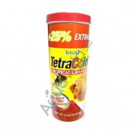 TARRO TETRA COLOR GRANULADO X300GR+75GR EDICION ESPECIAL 375GR!