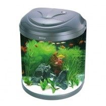 ACUARIO DIAMANTE BOYU BYG-86LED 86LT  INCLUYE FILTRACION Y LUCES LED