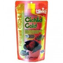 Cichlid Gold Mini Pellets Hikari 250gr Para Peces Ciclidos