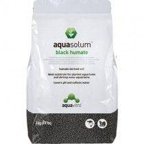 Sustrato para Acuarios Plantados Aquasolum Black Humate 3,5kg
