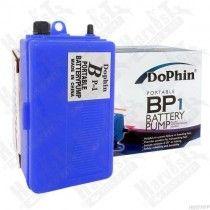 Motor De Bateria Portatil Dolphin BP1 Para Acuarios