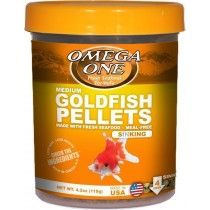 Goldfish Pellets 4mm 119gr