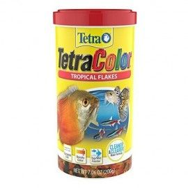 TETRA COLOR TROPICAL FLAKES  200GR PARA PECES TROPICALES