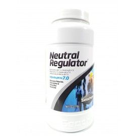 REGULADOR DE PH PARA ACUARIOS NEUTRAL REGULATOR 500GR