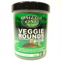 Veggie Rounds 118gr