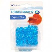 Piedras Decorativas Crystal Blue 50 Piedras