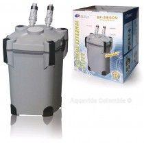 Filtro de Canasta EF-2800 con luz UV