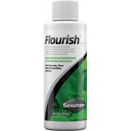 NUTRIENTES PARA PLANTAS DE ACUARIO FLOURISH  100ML SEACHEM