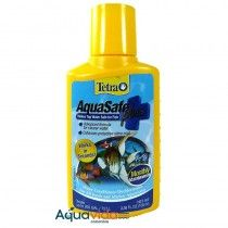 ACONDICIONADOR PARA ACUARIOS AQUASAFE PLUS TETRA 100ML  (3,38 OZ)