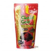 Alimento premiun para ciclidos Hikari Cichlid Gold Mini Pellets 2 Oz