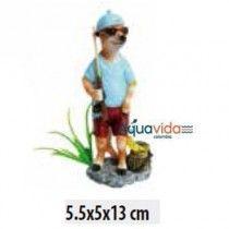 Pescador 5.5x5x13cm
