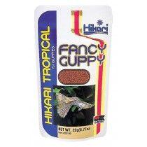 FANCY GUPPY GRANULES .77OZ